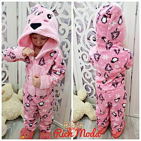 Пижама детская, кигуруми мишка! Хит сезона!!! Турция