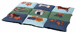 Матрац Trixie Patchwork Blanket микрофибра и полиэстер, с рисунком, 80х55 см