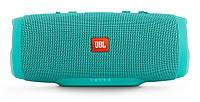 Портативная Bluetooth колонка JBL Charge 3 - Зелёная Реплика, фото 3