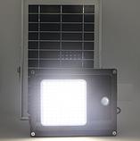 Уличный светильник на солнечной батарее c датчиком движения 120 LED, фото 5