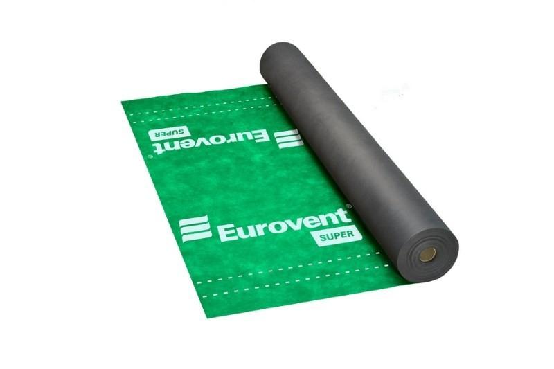 Супердиффузионная 170г/квм мембрана Eurovent SUPER