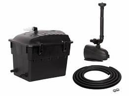 Фильтр для пруда AquaEl KlarJET 5000 Filter Set проточный (102591 /2199)