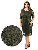 Платье Selta 767 размеры 50, 52, 54, 56