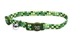 Ошейник Coastal Lit'l Pals Safe Cat для котят светоражающий, 20 см