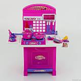 Детская игровая кухня 008-55 ,свет, звук, фото 2