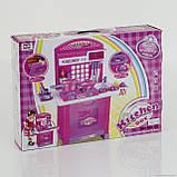 Детская игровая кухня 008-55 ,свет, звук, фото 3