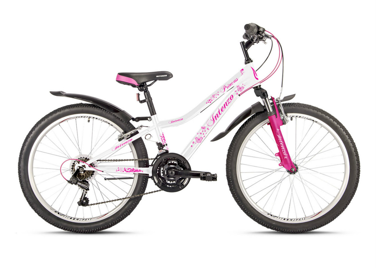 Велосипед 24 Intenzo Princess Lady