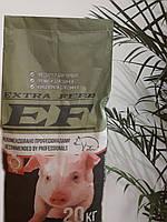 Комбикорм Стартер для свиней Extra Feed 20 кг