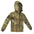 Детская куртка Скаут камуфляж MTP, фото 5