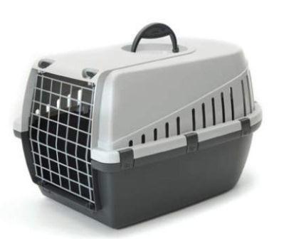 Переноска Savic Trotter 3 (Троттэр) для собак і котів, пластик, 60,5х40,5х39 см