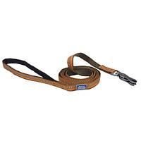 Поводок Coastal K9 Explorer для собак светоражающий 1,6 см, 1.8 м