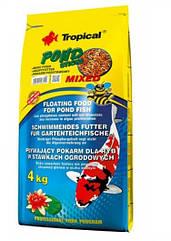Корм Tropical Pond Sticks Mixed для прудовых рыб в палочках 50 л (40311)