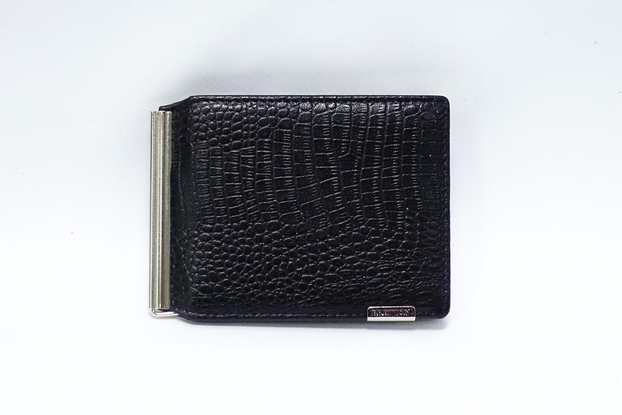 Зажим кожаный Bretton SPA M3242 black