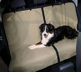 Коврик защитный Trixie Car Seat Cover в авто полиэстер, 1.4х1.2 м (13237)