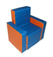 Кресло KIDIGO Синее (hub_qtll98337)