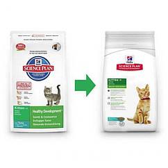 Hills SP Kitten  для котят, беременных и кормящих кошек с тунцом 2 кг
