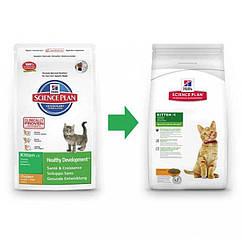 Hills SP Kitten для котят, беременных и кормящих кошек с курицей  5 кг