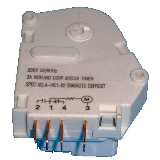 Таймер відтаювання 230FR32 (дефрост таймер 230FR32 6H/25min)