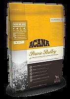 Сухой корм Acana Prairie Poultry для собак всех пород и возрастов, цыпленок и индейка 17 кг