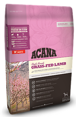 Сухой корм Acana (Акана) Grass-Fed Lamb для собак всех пород и возрастов с ягненоком 11.4 кг