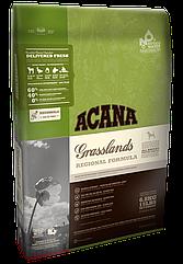 Сухой корм Acana Grasslands Dog (Акана) для собак всех пород и возрастов (ягненок и яйцо) 6 кг