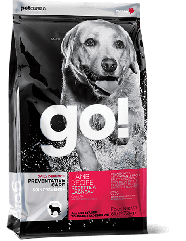 GO! Daily Defence для щенков и взр. собак со свежим ягненком 11.34кг