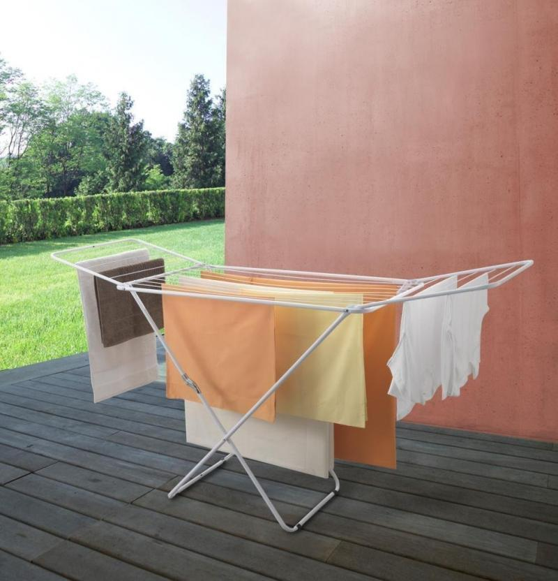 Сушилка для одежды Supretto Tech Белый 4948, КОД: 144749