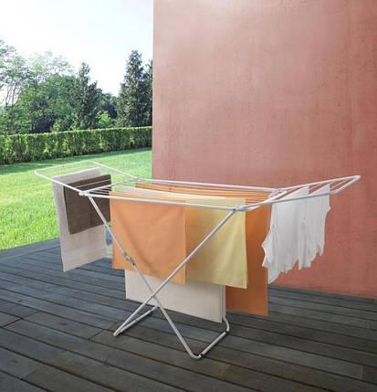 Сушилка для одежды Supretto Tech Белый 4948, КОД: 144749, фото 2