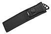 Метательный нож 260мм. Мощный клинок 4,9мм. Сталь 420 не ржавеет не ломается.  Спецпокрытие black oxide., фото 2
