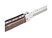 Нож выкидной Клинок - сталь 440С не ржавеет, устойчивый рез. Рукоять-палисандр. Механизм выброса - Lever Lock., фото 2