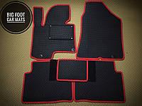 Автомобильные коврики EVA на KIA SPORTAGE 3 Америка (2010-2016)