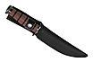 Нож охотничий для разделки, освежевания туш  и кухоннно-полевых работ, фото 2