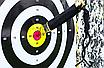 """Нож охотничий универсальный  для туристов охотников спасателей экстремалов Клинок 150мм: """"американский танто"""", фото 6"""