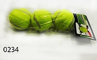 Мяч для большого тенниса ЦЕНА ЗА ШТУКУ N-0234