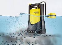 Насос дренажный для откачки грязной воды KARCHER SDP 9500