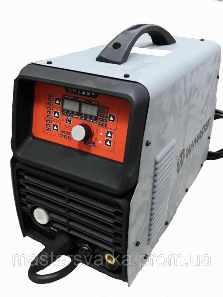 Сварочный полуавтомат WMaster MIG 300 PROFI ( 380 В )