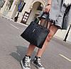 Набір жіночих сумок 4в1 зі стильною блискавкою, фото 2