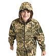 Детская куртка Скаут камуфляж Пиксель, фото 6