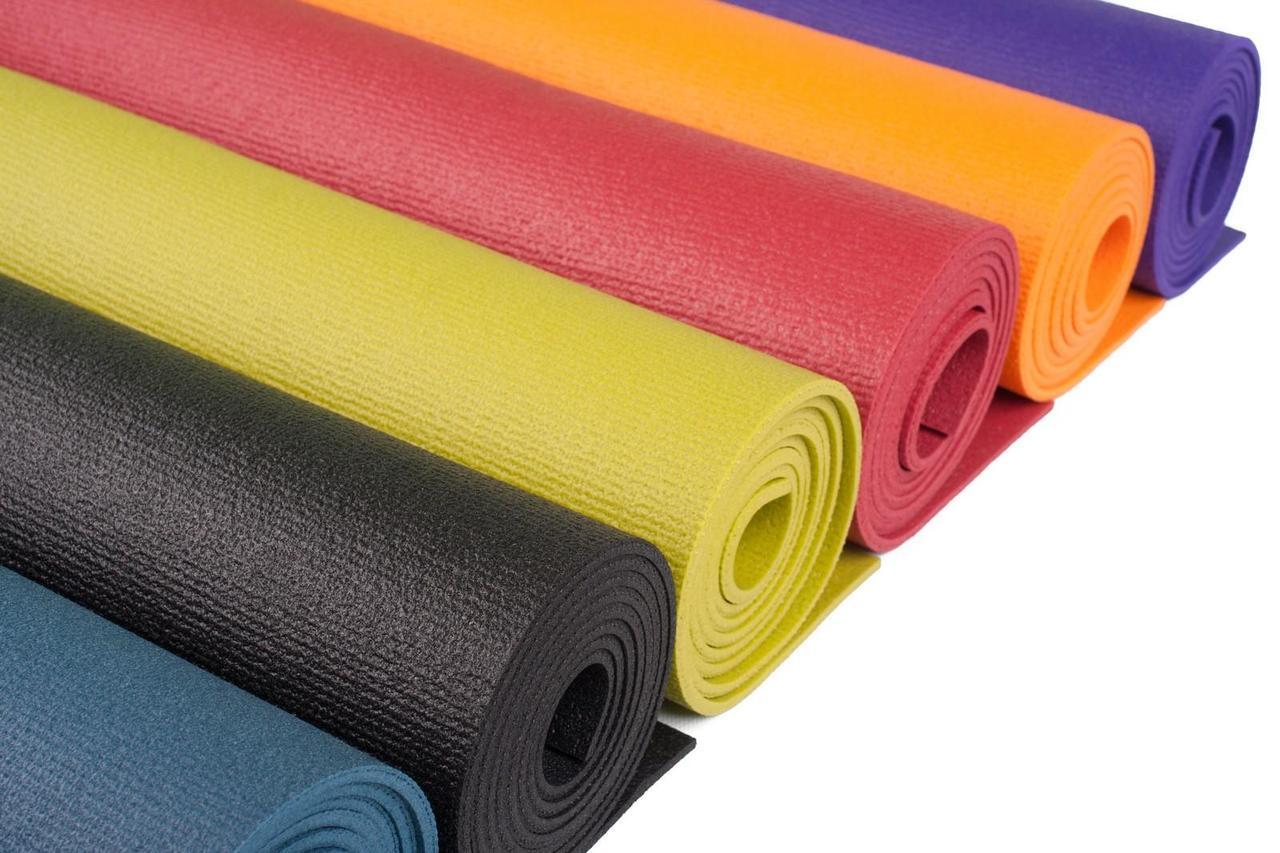 Коврик для йоги Ришикеш 80 XL (Bodhi Rishikesh 80 XL, цвета в ассортименте)