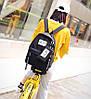 Модный тканевый рюкзак Hey с пеналом, фото 2