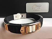 ProEnergy for men / Мужские силиконовые браслеты с позолотой 24 карата ПроЭнерджи, Повышение иммунитета