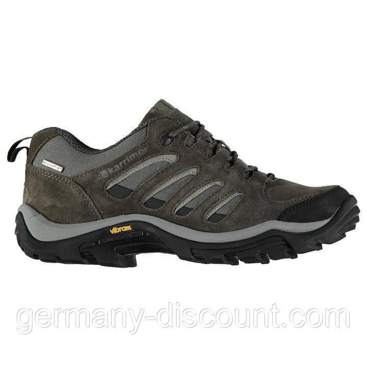 Ботинки трекинговые Karrimor Aspen Low Mens Walking Shoes (Англия)