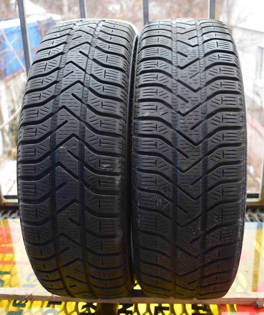 Шины б/у 185/65 R14 Pirelli SnowControl ЗИМА, пара
