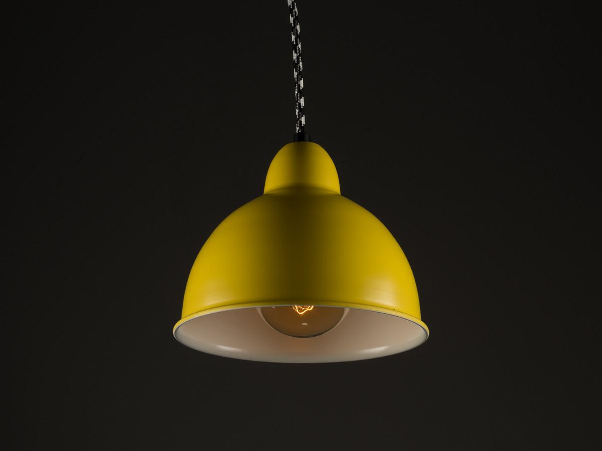 Потолочный светильник PL-10 желтый