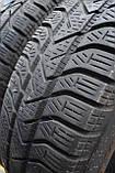 Шины б/у 185/65 R14 Pirelli SnowControl ЗИМА, пара, фото 5