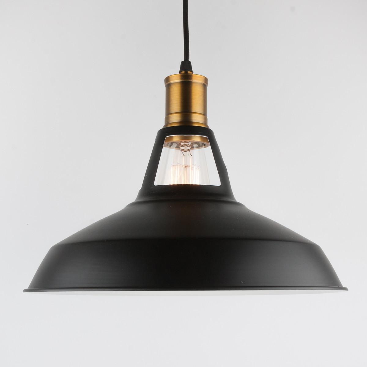 Потолочный светильник SPL-3 черный