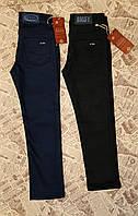 Зимние штаны, джинсы на флисе для мальчиков 11-15 лет