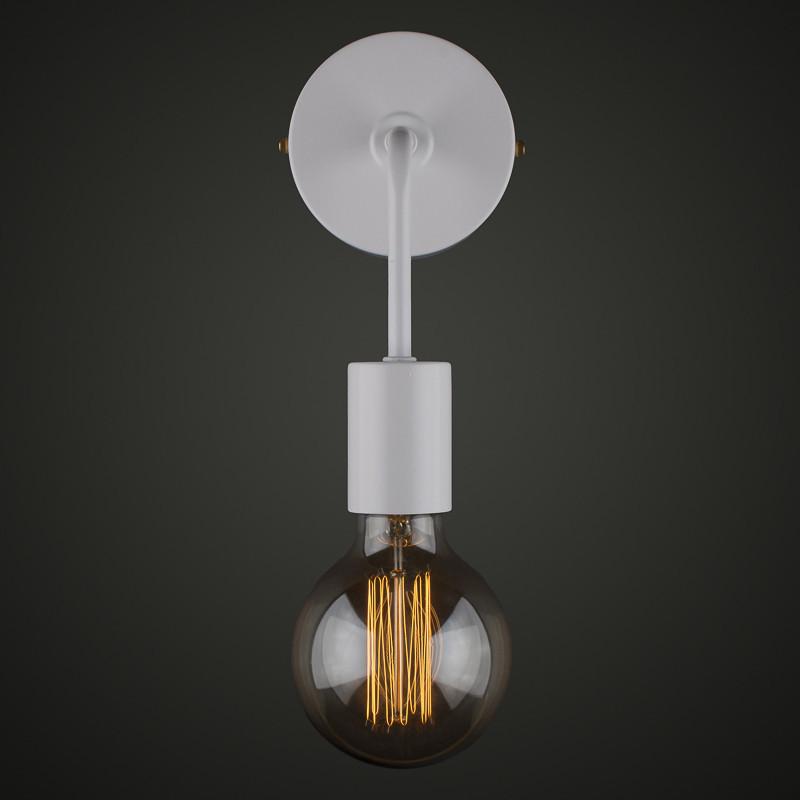 Настенный светильник WL-1 белый
