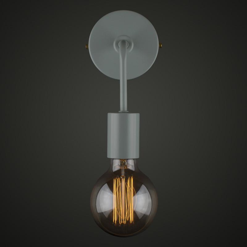 Настенный светильник WL-1 серый