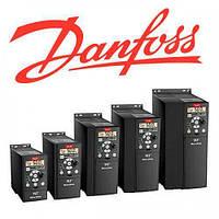 Частотный преобразователь Danfoss VLT Micro Drive FC-51 (0,75кВт)